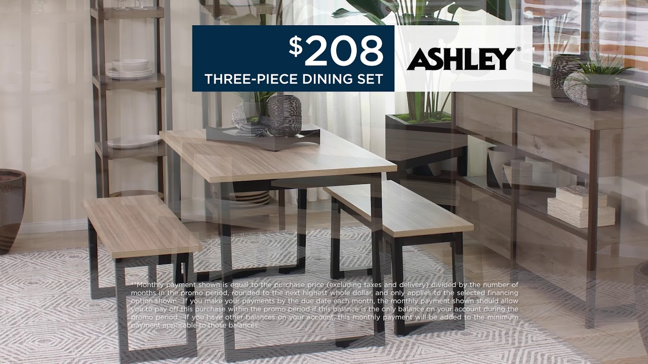 Navy And Gold Dining Room, Monumental Savings On Dining Sets Www Mathisbrothers Com Youtube