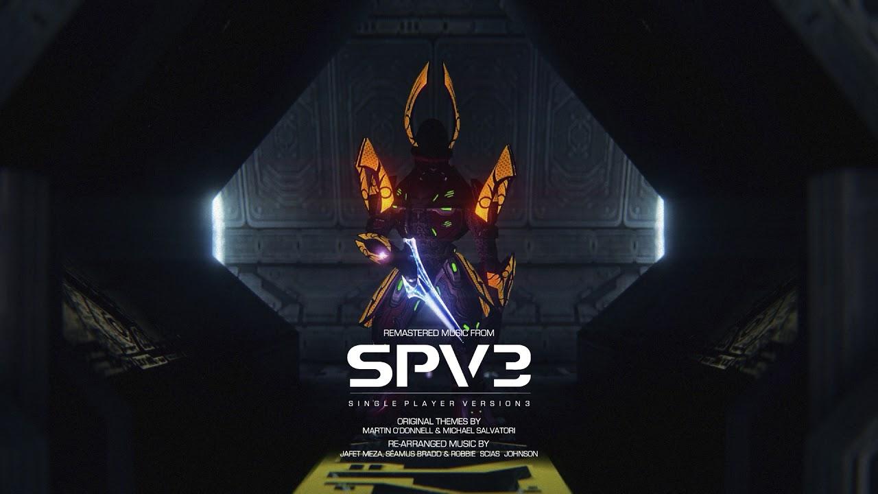 Halo SPV3 Bonus Soundtrack - Strung