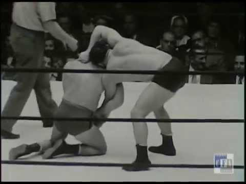 Larry Chene vs. Gordon Hessel (03/05/1954)