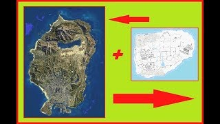 GTA 5 Online : MAP EXPANSION now possible !!?? in some new future DLC Update it might happen