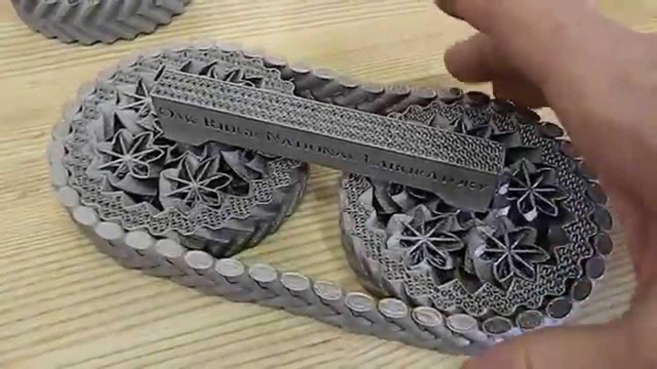 3d Metal Printing >> 3D-Printed Titanium Planetary Gears and Chain at Oak Ridge National Laboratory - YouTube