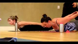 Moksha Hot Yoga March 20, 2012