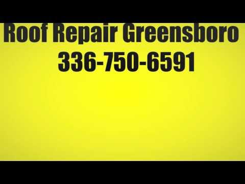 Roof Repair Greensboro NC