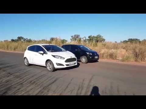 New Fiesta 1.6 VS Up TSI Bnus tempos