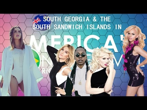 South Georgia and the South Sandwich Islands at America's Song Festival