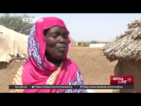UNHCR introduce energy efficient stoves to refugees in Chad