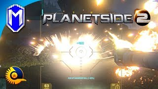 PlanetSide 2 - The Fight For Freedom! - Let's Play PlanetSide 2 PC Gameplay Ep 1