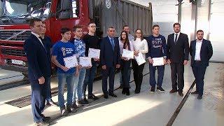 Студенты Института транспорта прошли обучение на предприятии ООО