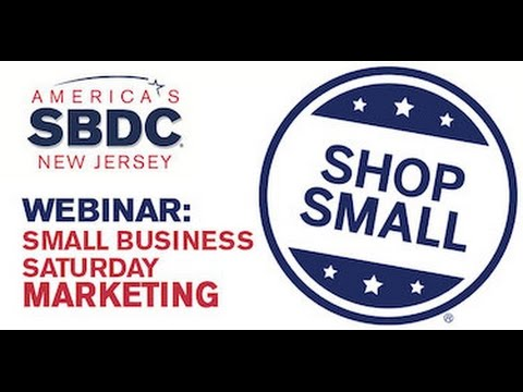 Small Business Saturday Marketing Strategies to Maximize Sales Opportunities (SHOP SMALL)