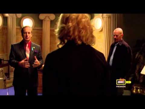 Breaking Bad Best Scenes - Saul Meets Skyler (Season 3 Episode 11 Abiquiu)