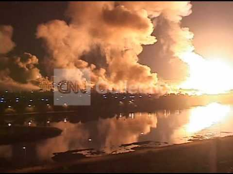 IRAQ/ SHOCK AND AWE