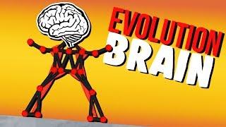 Evolving the Biggest Brain Possible! - Evolution Simulator