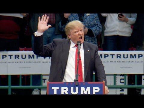 Donald Trump Increasingly Compared To Adolf Hitler