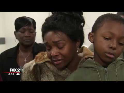Doughboy Roc's Mother Interview with Fox 2 Detroit After Tragedy