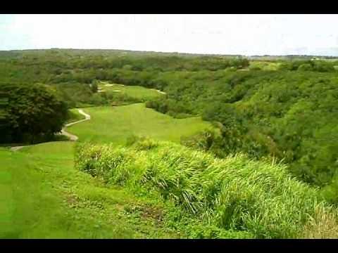 Golf at Leo Palace, Guam