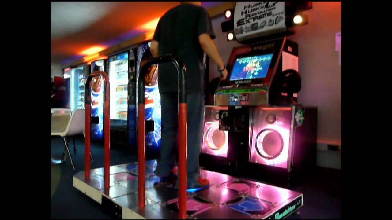 Kon - One More Extra Stage (Dance Dance Revolution - Oni) on DDR ...