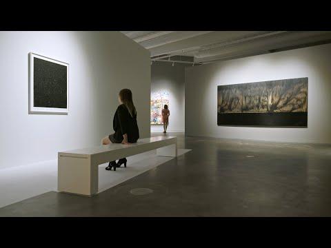 """Bright Golden Haze"" Exhibition at Oklahoma Contemporary Arts Center   Chu+Gooding Architects"