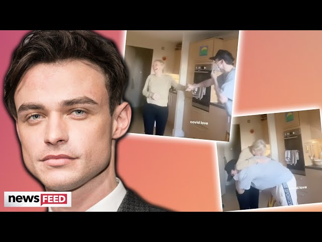 Thomas Doherty Posts Video After Dove Cameron Breakup!
