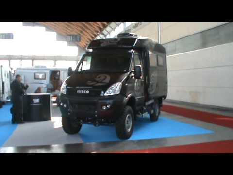 iveco daily 4x4 camper marostica youtube. Black Bedroom Furniture Sets. Home Design Ideas