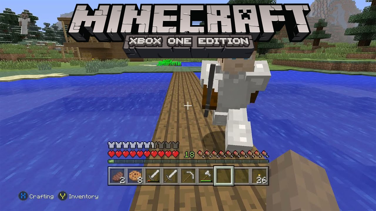 how to fly in minecraft xbox one edition