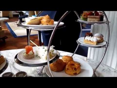 Afternoon Tea At The Waldorf Astoria Amsterdam