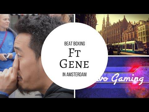 Beatboxer Gene in Amsterdam - Gene Shinozaki