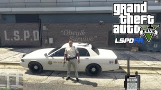 GTA 5 - LSPDFR - EPiSODE 2 - LET