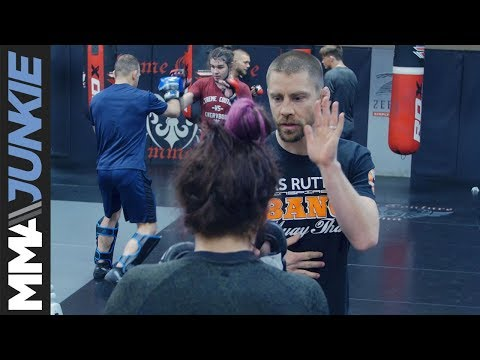 Duane Ludwig Discusses His Time At Xtreme Couture And Their Relationship As An Affiliate School.