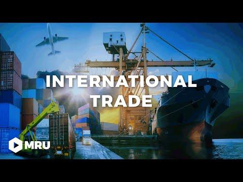 Trade and Variety
