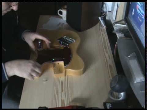 hqdefault telecaster home build fixing hardware and wiring body only youtube,Wiring A Telmaster Guitar Kit Youtube