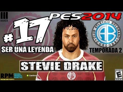 #17 | Ser Leyenda - Steve Drake | PES 2014 vs Tigre & Belgrano de Cordoba
