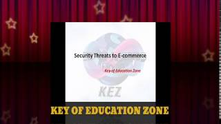 Security Threats on E-Commerce lecture1