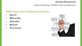 How to Define Employees' SMART Goals and Objectives