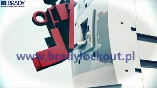 Brady 065396 blokada wylacznikow bez otworow lockout tagout