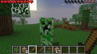 Minecraft PSP 1.4.2 beta : Sheep&Creeper update