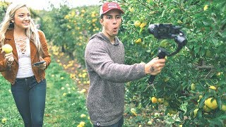APPLE PICKING WITH ARLIN & SASHA'S 21!!!