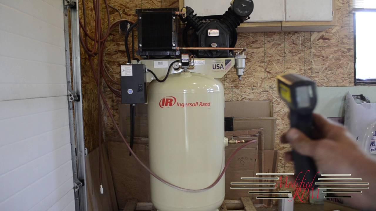 Diy Custom Compressor Cooler Dryer Ingersoll Rand 2475n7 5