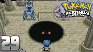 Pokemon Platinum Part 29 - Dialga, Palkia, and Giratina