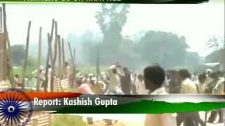 Farmers, police clash in Aligarh, Mathura