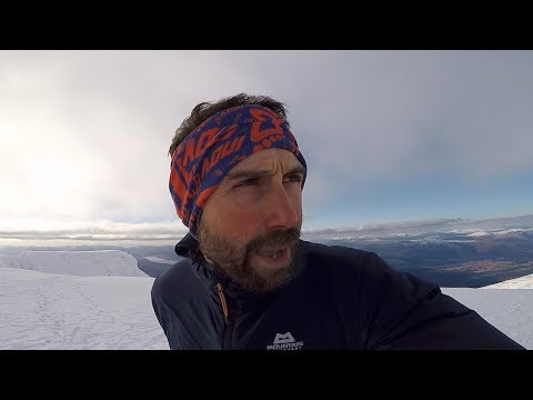 [Fastest Ever Descent of Ben Nevis?]