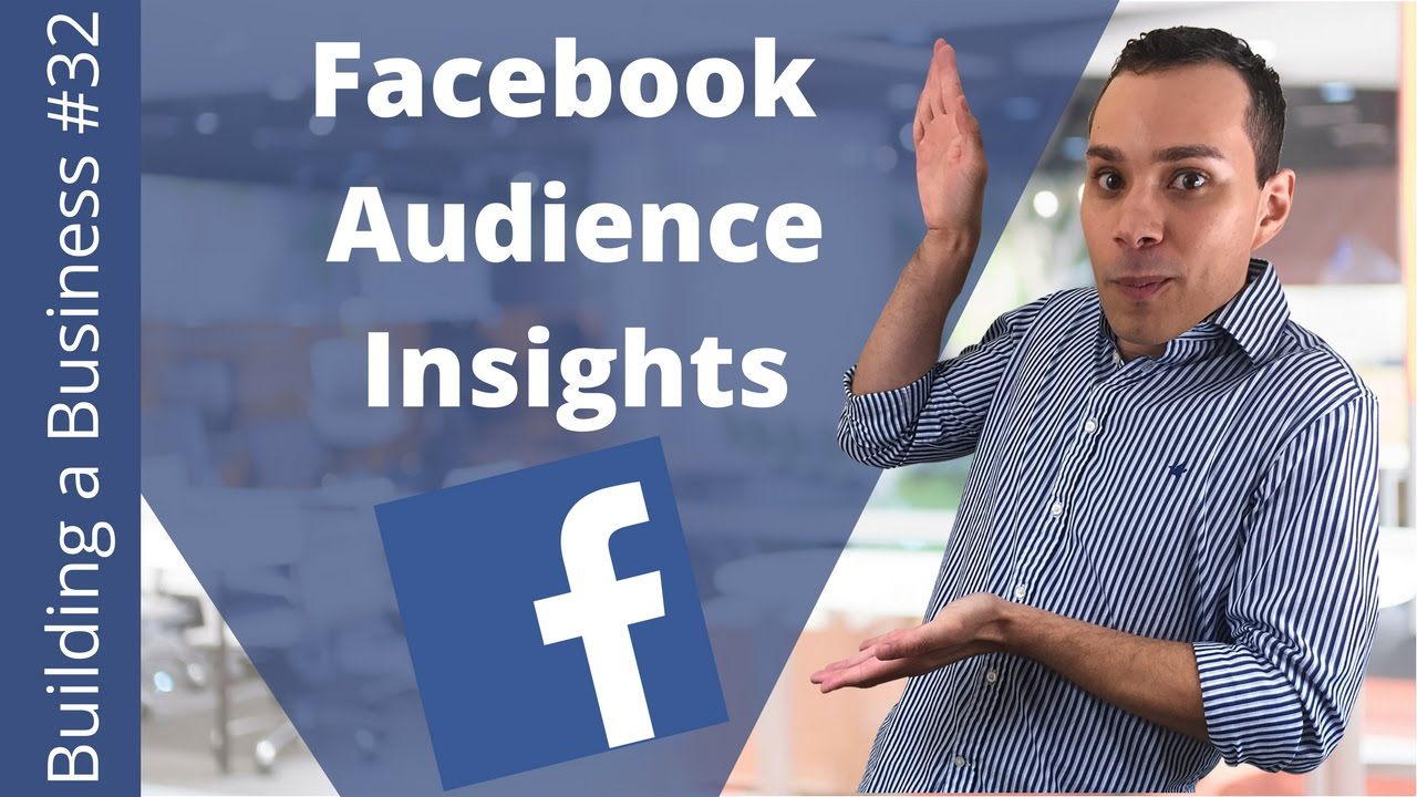 Facebook Audience Secrets Insights 101 - Building an Online Business Ep. 32