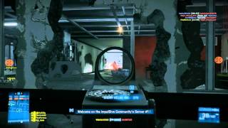 Battlefield 3 PC Multiplayer Double XP Weekend Close Quarters Gameplay  (1080p)