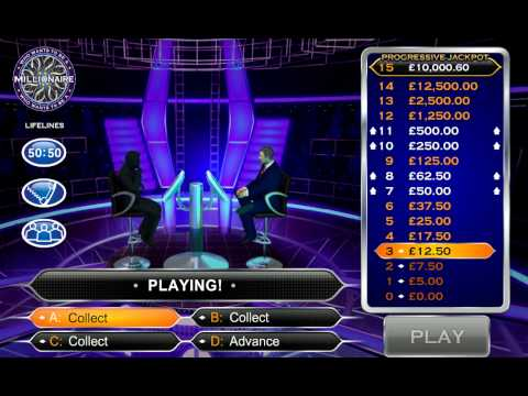 who wants to be a millionaire online quiz