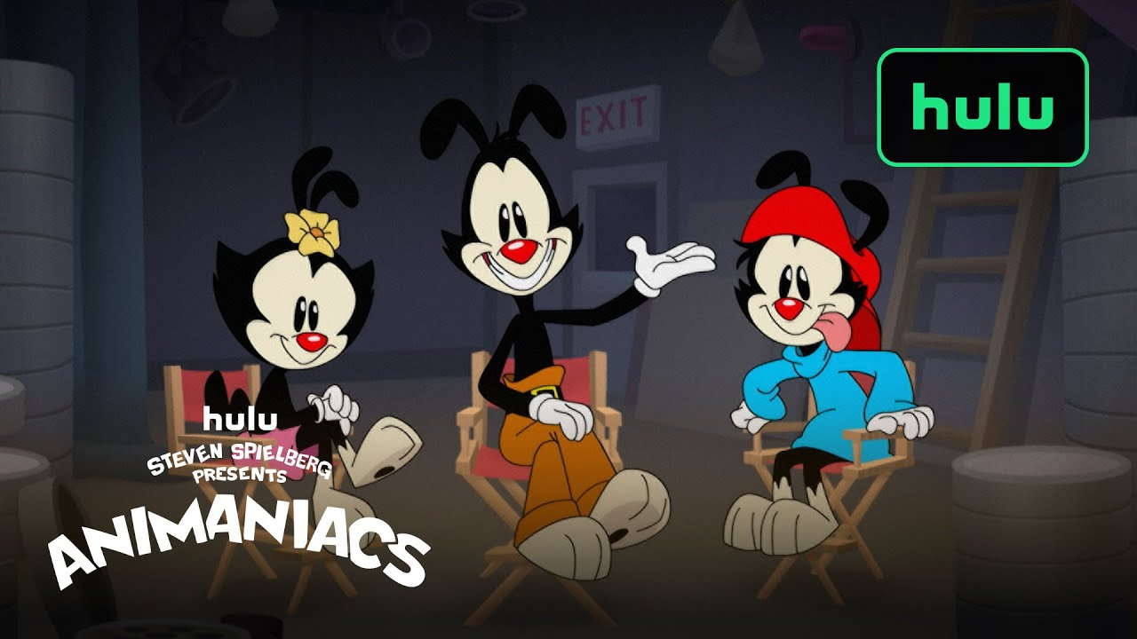 Animaniacs   Season 2 Trailer & Alloy Tracks Custom Music & Sound Design
