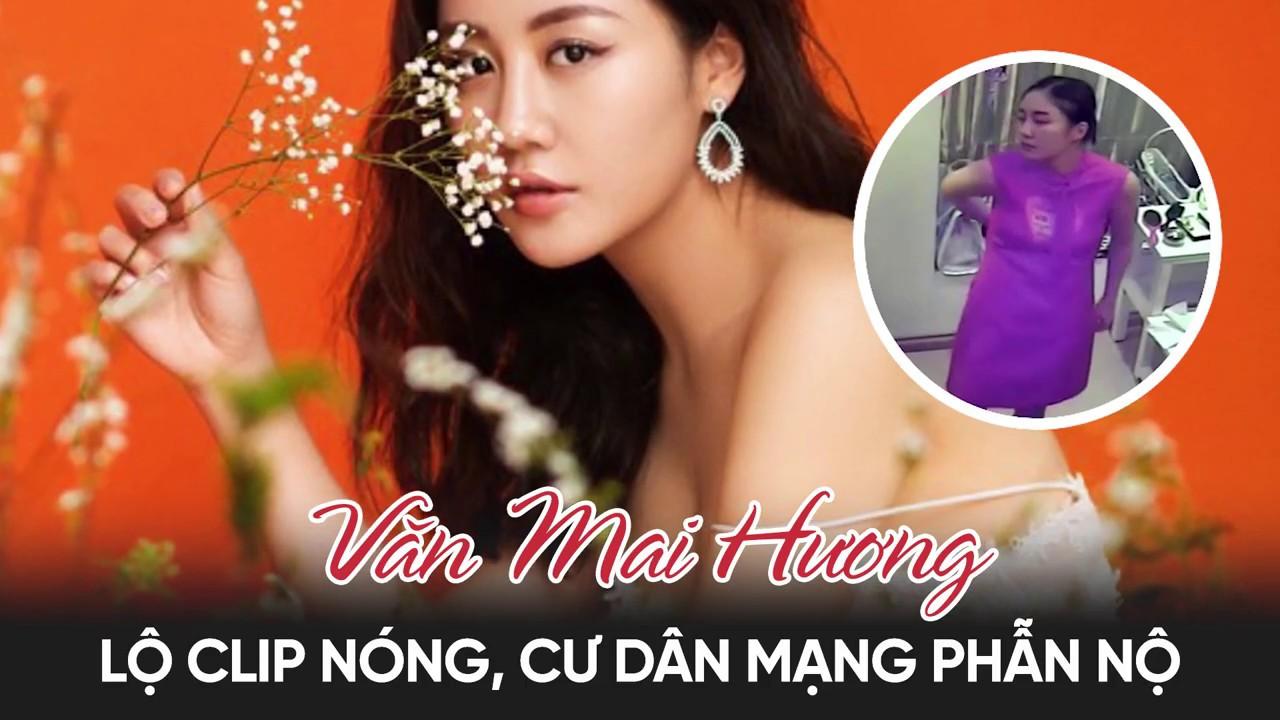 Văn Mai Hương bị nghi lộ clip nóng ngay tại nhà riêng, ai là hacker tung clip? | Tin tức Vietnamnet