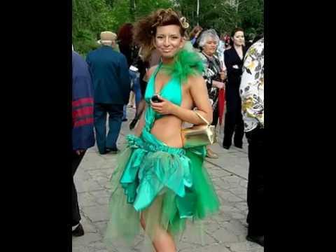03ab37bdc62a5ba Самые необычные платья на выпускной - YouTube