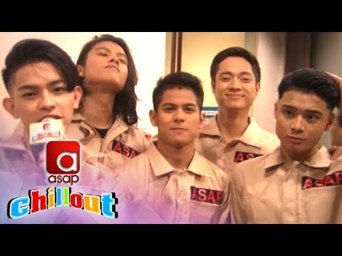 ASAP Chillout: BoyBandPH share how they celebrate their Halloween