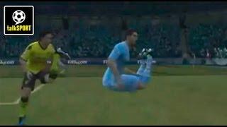 Weirdest, funniest FIFA glitches on the net!