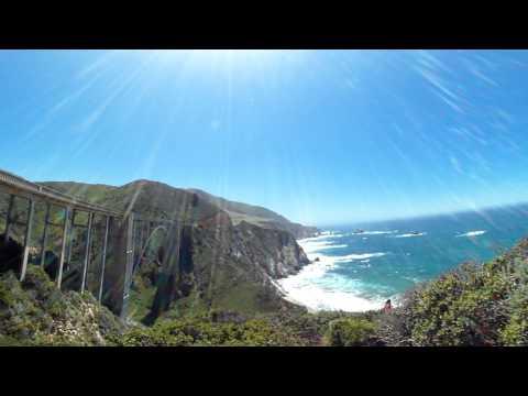 SP360 4K: Big Sur in 360°
