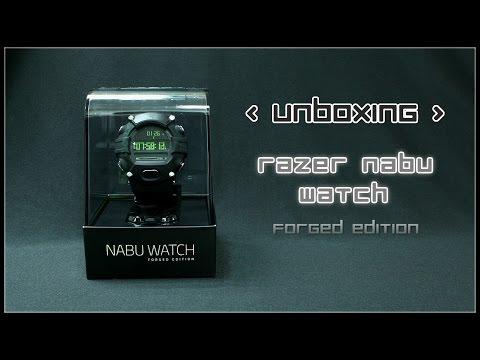 UNBOXING - RAZER NABU WATCH (FORGED EDITION)